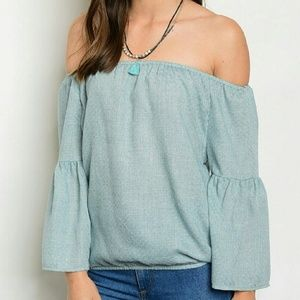 🌻HP🌻Off Shoulder Top